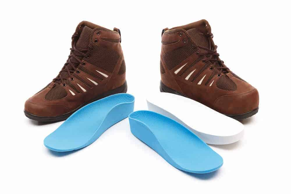 Custom Footwear with 2 customised insoles