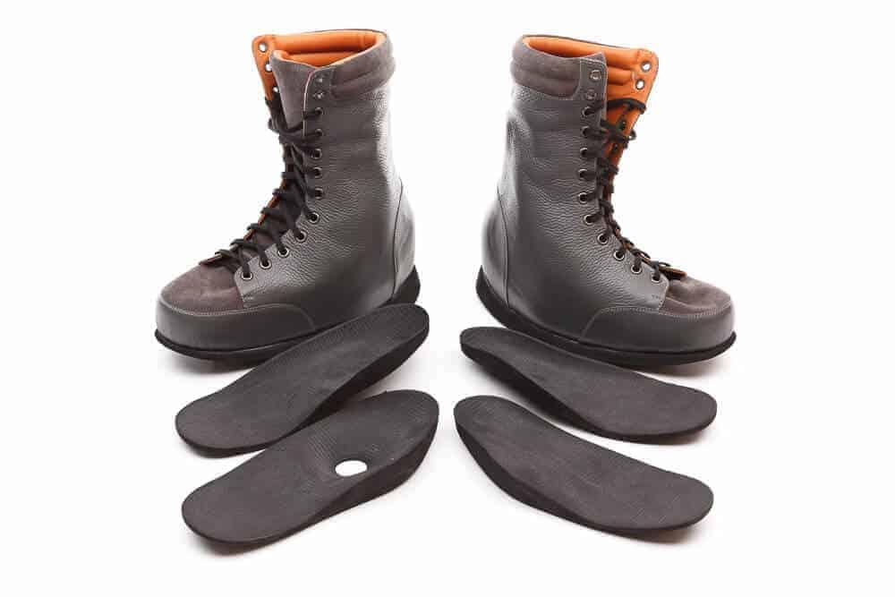 Custom Footwear Grey Boots