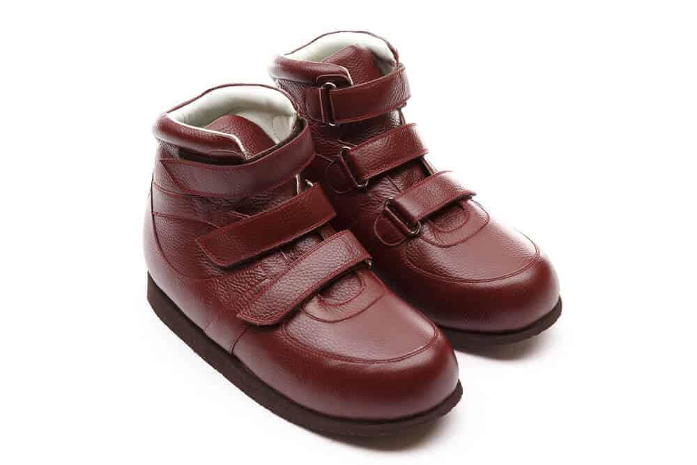 Custom Footwear Red Boots