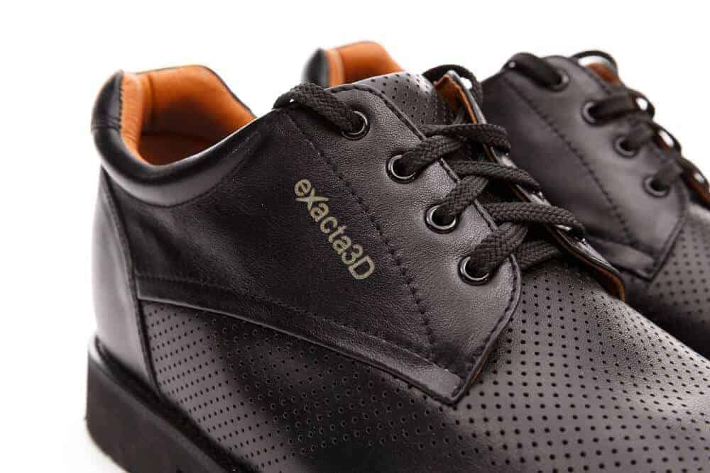 Custom Footwear Exacta3D Black