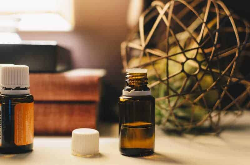 natural oil to treat foot rot