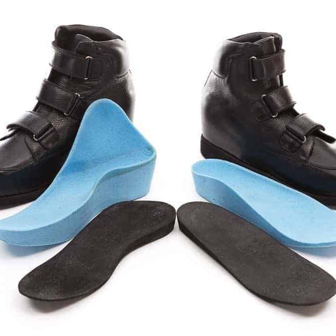 My Pedorthist Exacta3d Custom Black Boots