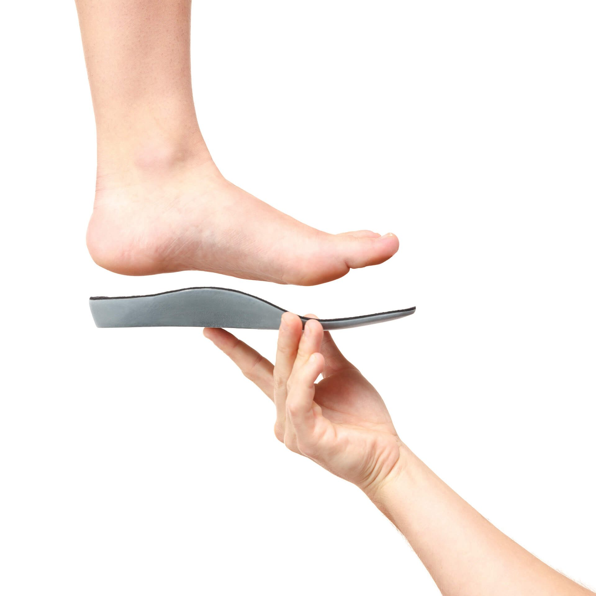 Custom Foot Orthotics to fit