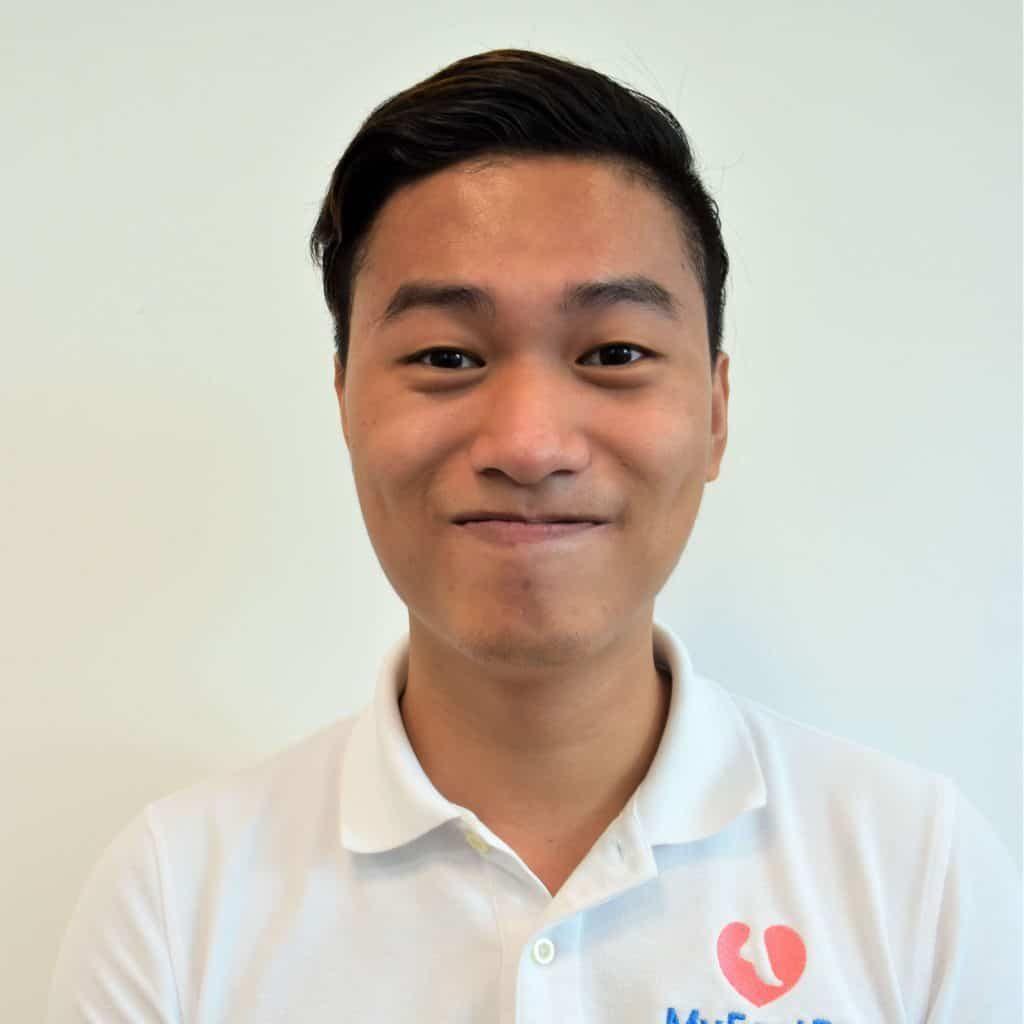 Samuel Lek - Profile Pic