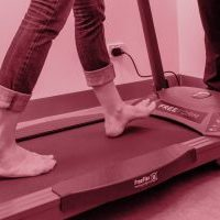 Thumbnail Gait Analysis-feets on a treadmill